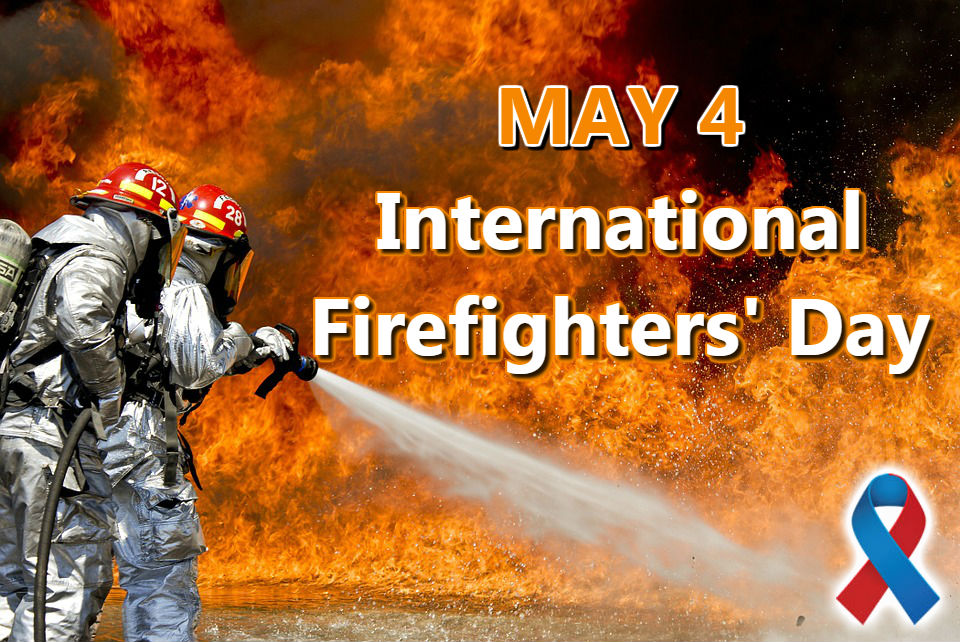 May 4 Observed As International Firefighters' Day