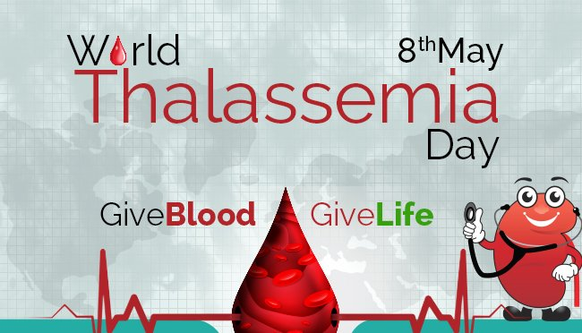 Thalassemia Day - May 9