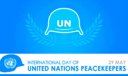 Day of United Nations Peacekeepers Observed Globally on May 29