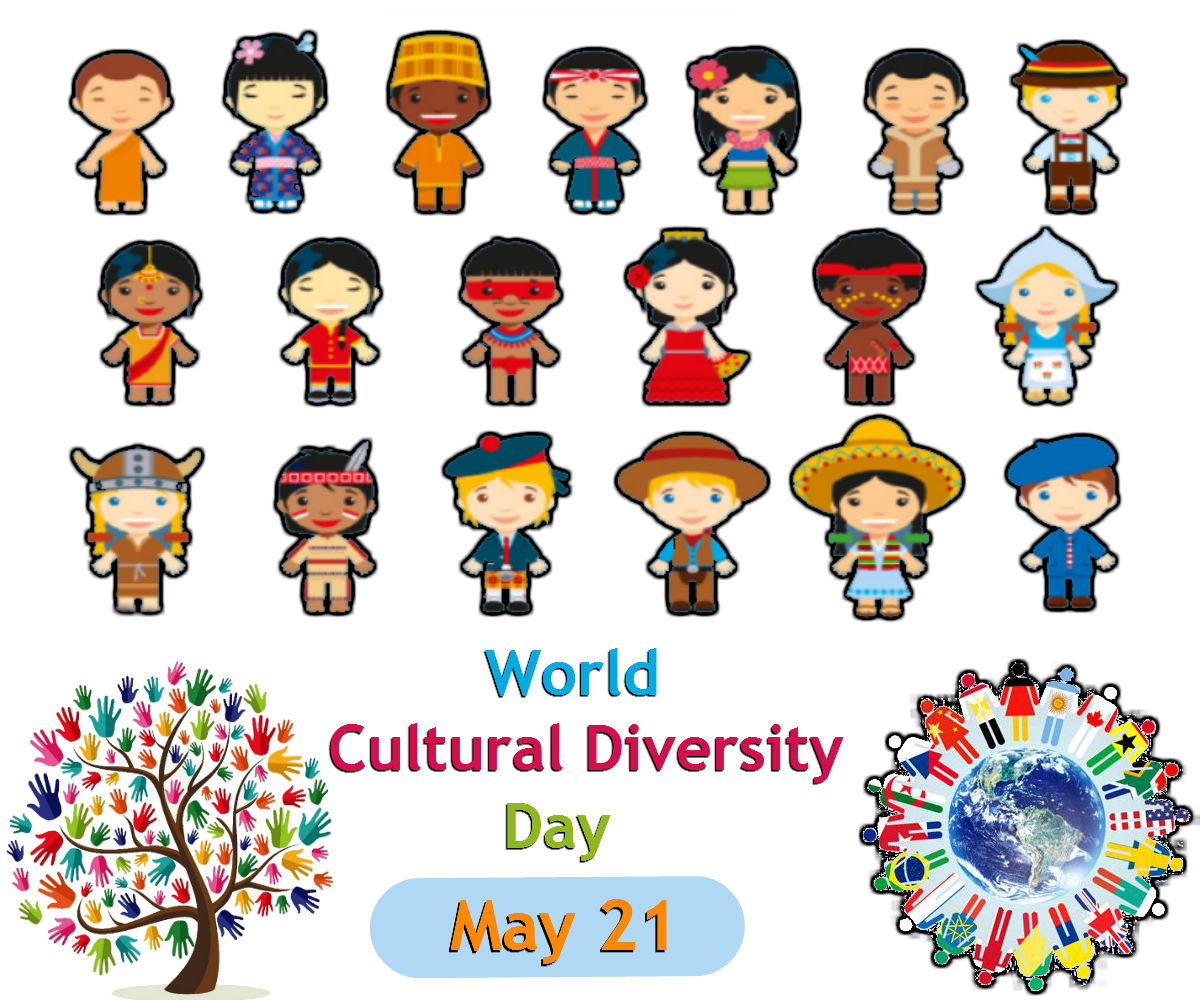 World Cultural Diversity Day – May 21