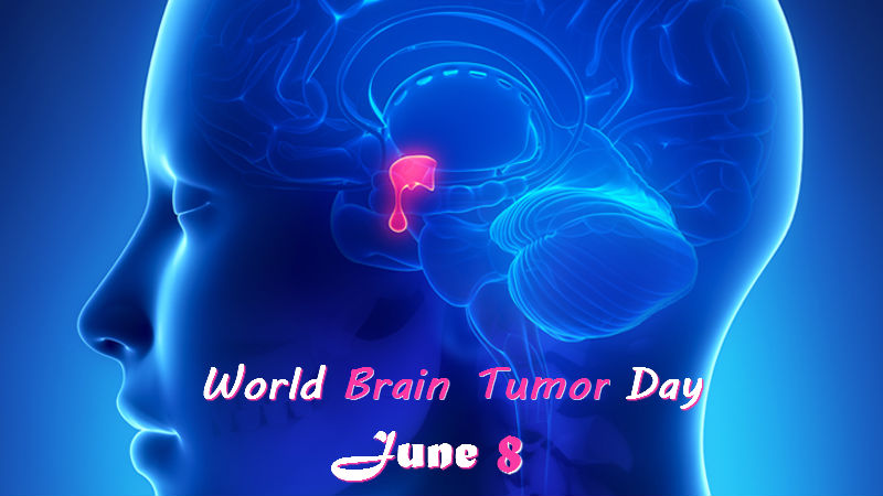 Brain Tumor Day - June 8