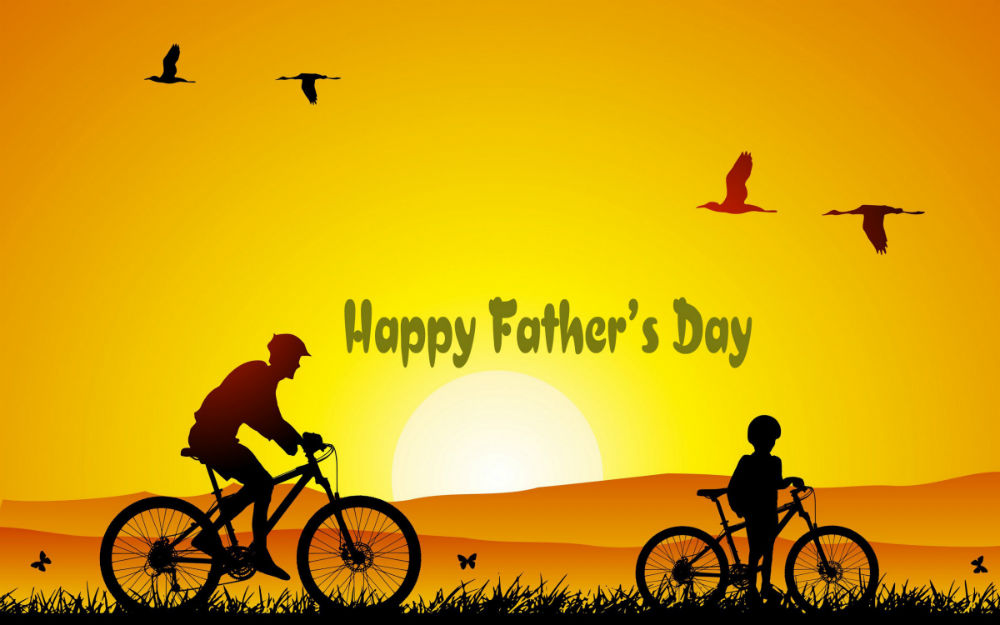 World Father's Day – June 18