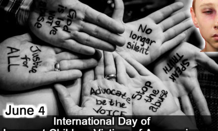 International Day of Innocent Children Victims of Aggression – June 4