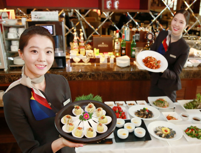 asiana airline food service