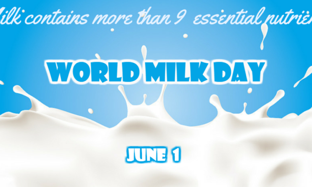 World Milk Day – June 1