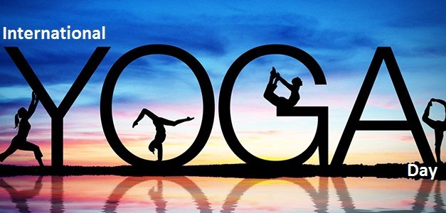 International Yoga Day – June 21