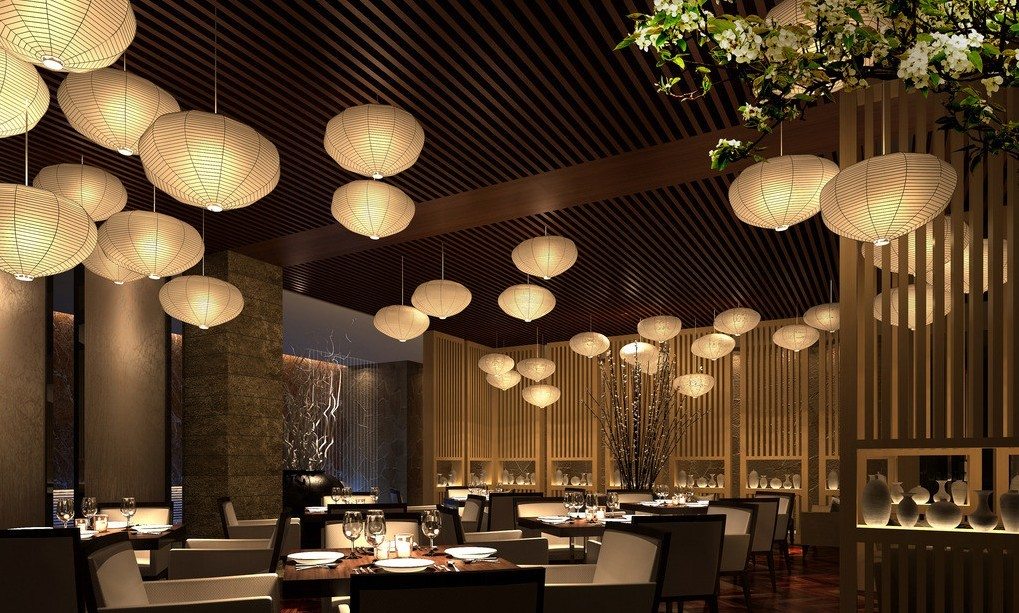 How restaurants use interior design to inspire customer
