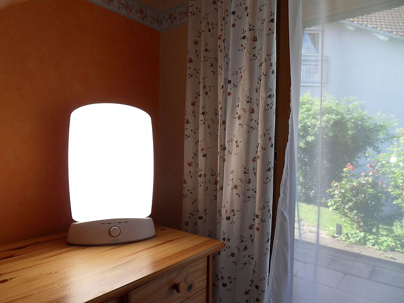 natural wakeup lamps
