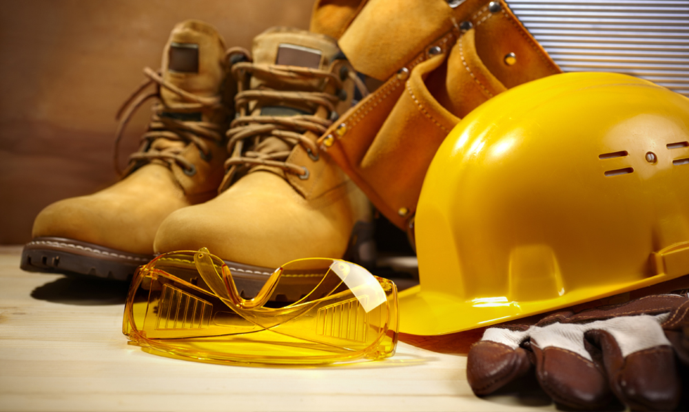 Protective Measures for Working in the Construction Industry