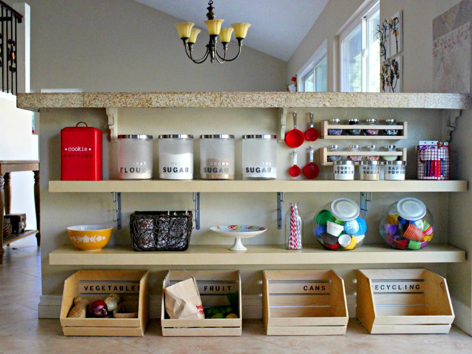 10 Ways To Make Your Own Home Organizers