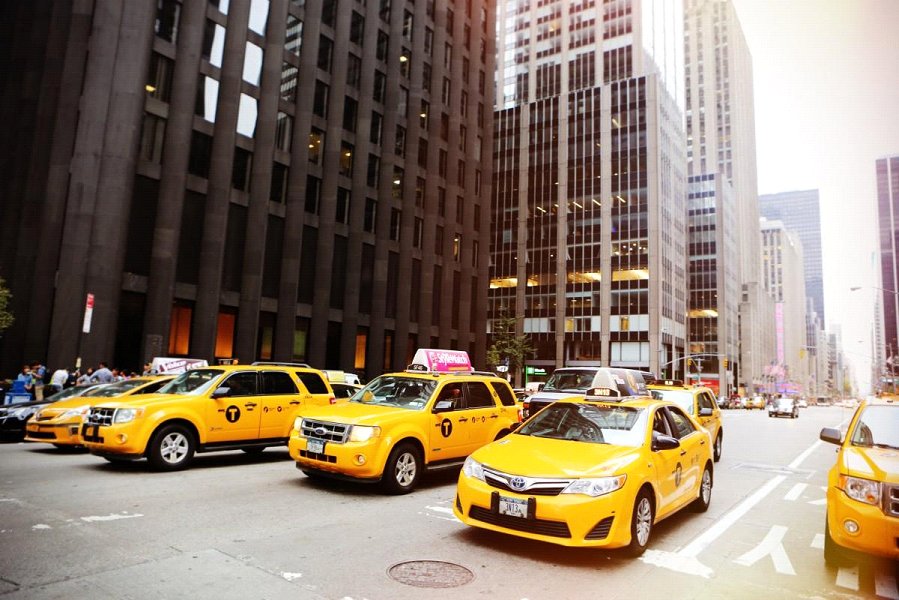 What do autonomous cars mean for cab hailing and ridesharing businesses?