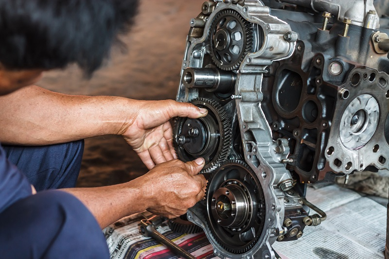 VWTiming Belt Service