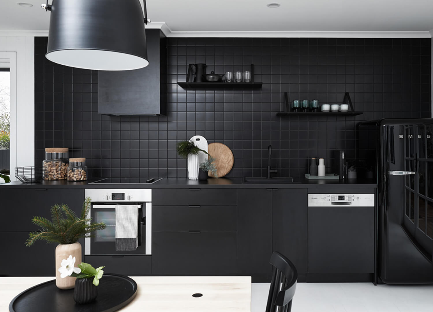 Black is Back: How to Use It in Your House