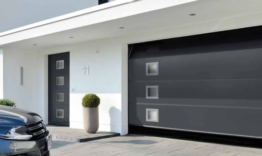 How to Choose a Garage Door that matches your home and style